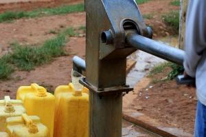 water pump in Rwanda photo cc Adam Cohn