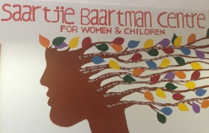 picture of entrance sign for Saartjie Baartman Centre